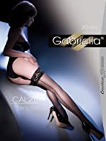Gabriella Femmes Bas pour Porte-Jaretelles GB-203 20 DEN