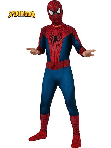 Disguise Marvel The Amazing Spider-Man 2 Movie Spider-Man Classic Boys Costume