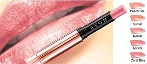 Avon Glazewear Silky Shine Lippenstift Sunset