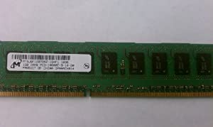 Micron MT9JSF12872AZ-1G4F1 1GB DDR3-1333 PC3-10600 ECC Unbuffered Server RAM