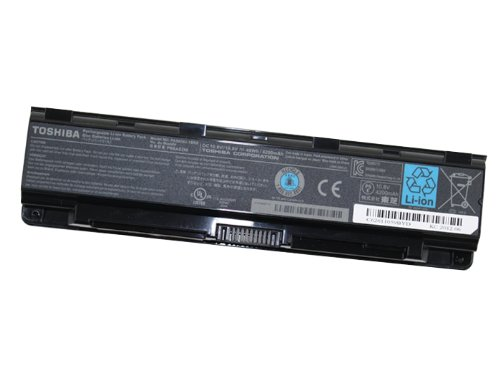 toshiba satellite c855 s5206 laptop battery original. Black Bedroom Furniture Sets. Home Design Ideas