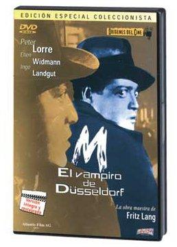 M. El Vampiro De Dusseldorf [DVD]