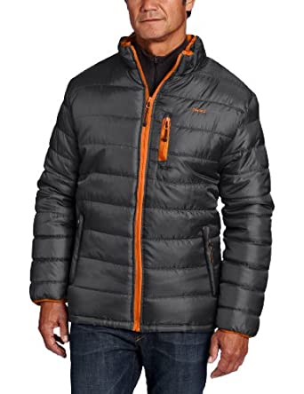 Hind Men's Alpine Performance Jacket, Charcoal, Large at Amazon Men