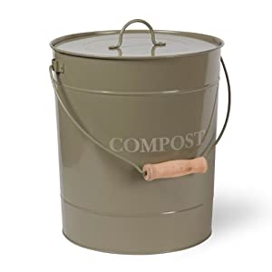 how to produce compost for large garden