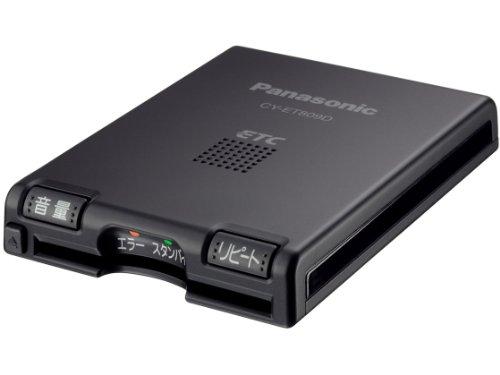 [ 取り付けに必須なセットアップをオンラインで実施 ] Panasonic [ パナソニック ] ETC車載器 [ アンテナ一体型 ] ブラック [ 音声タイプ ] [ セットアップ込 ] CY-ET809D