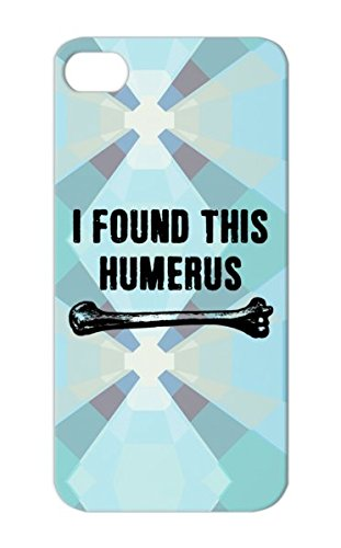 Shockproof Tpu I Found This Humerus For Iphone 5/5S Jokes Funny Funny I Found This Humerus Humor Humorous Meme Black Protective Hard Case front-729796