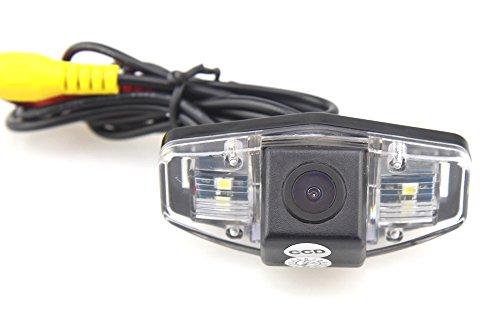 CAR ROVER® 12V Night Vision Car Rearview Reverse Backup Camera for Honda Jazz/ Accord/ Civic EK (Honda Accord Rear Camera compare prices)