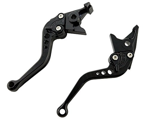 GZYF Short Brake Clutch Levers For HONDA 2003 2004 2005 2006 CBR 600RR F5 / 2002 2003 CBR 954RR (Honda Cbr 2003 compare prices)