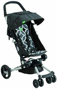 Quicksmart Easy Fold Stroller (Black/Grey)