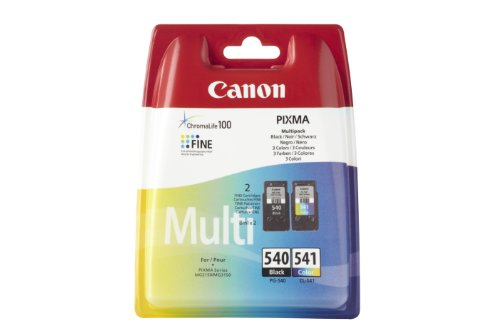 Canon PG-540/CL-541 Ink Cartridge Twin Pack