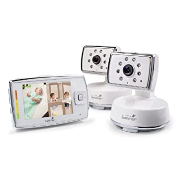 Summer Infant Dual View Digital Color Video Monitor