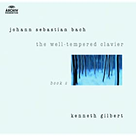 J.S. Bach: Prelude and Fugue in A minor (WTK, Book II, No.20), BWV 889