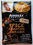 Ainsley Harriott Spice Sensation Cous Cous 12 x 100grm