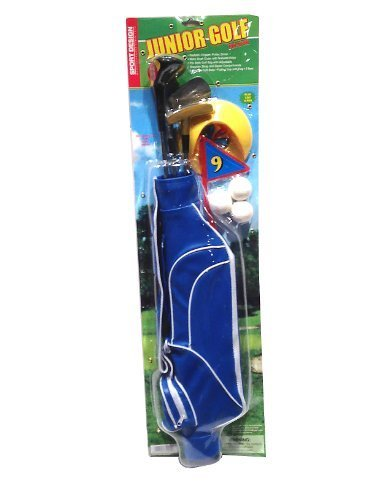 Dry Branch Sports Design Deluxe Junior Golf Club Set by Dry Branch Sports Design