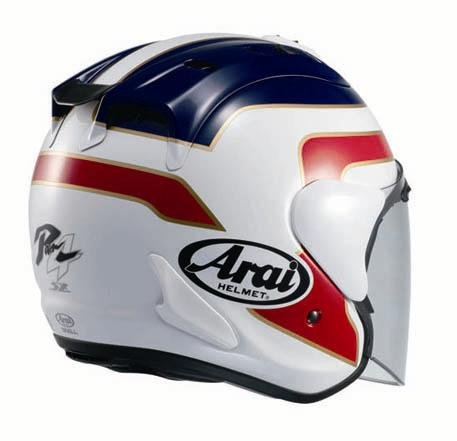 Arai (Arai) SZ-Ram4 SPENCER Freddie Spencer Ross color Nankai pa...