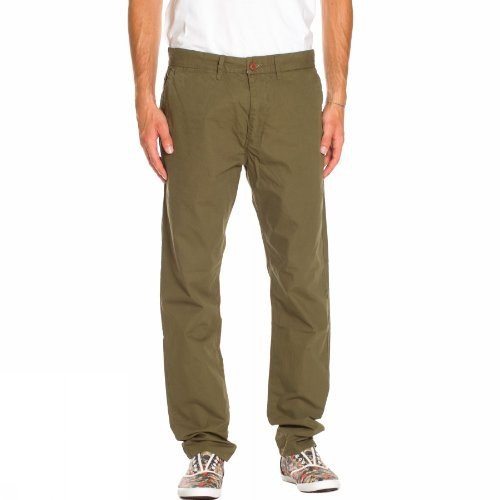 Jack & Jones Pant Erik Tape Olive Night Pop Org Olive Night, Größe:W30/L32