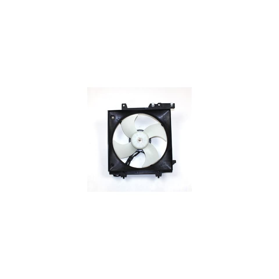 00 04 SUBARU LEGACY/OUTBACK L4 RADIATOR Cooling Fan ASSEMBLY
