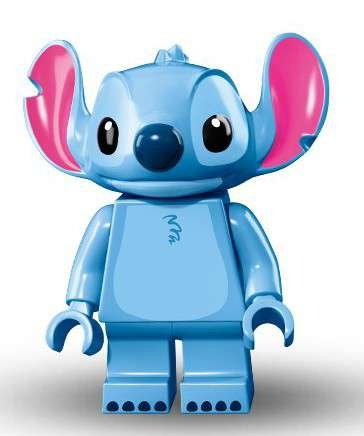 LEGO-Disney-Series-16-Collectible-Minifigure-Stitch-71012