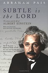 "Cover of ""Subtle Is the Lord: The Science..."