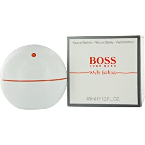 Boss In Motion White Edition Men Eau-de-toilette Spray by Hugo Boss, 1.3 Ounce