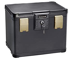 Honeywell Model 1106 1/2 Hour Fire/Water File Chest 0.6 Cubic Feet