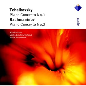 Tchaikovsky : Piano Concerto No.1 in B flat minor Op.23 : III Allegro con fuoco