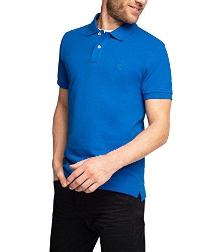 ESPRIT - Basic - Slim Fit, Polo Uomo, Blu (BLUE 2 431), XX-Large (Taglia Produttore: XX-Large)