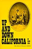 Up and Down California in 1860-1864: The Journal of William H. Brewer (Library Reprint)