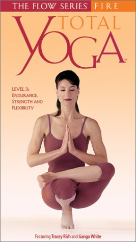 Total Yoga: Flow Series - Fire [VHS] [Import]