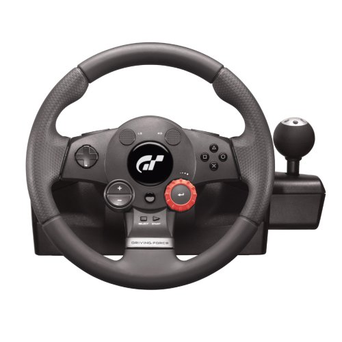 Logitech PlayStation 3 Driving Force GT Racing Wheel Picture