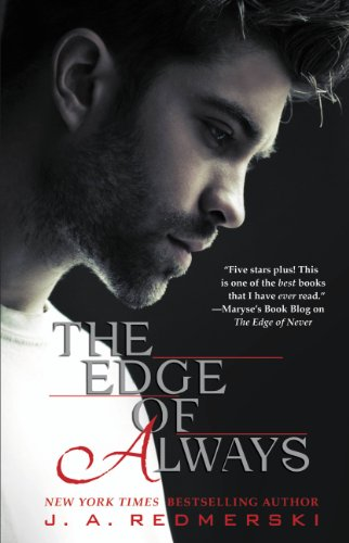 The Edge of Always by J.A Redmerski