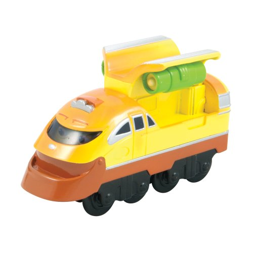 Chuggington StackTrack Jet Pack Action Chugger