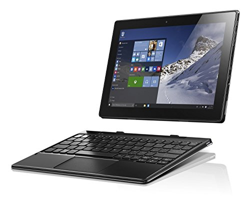 Lenovo-Miix-310-2565-cm-101-Zoll-HD-IPS-Windows-Tablet-Intel-Atom-x5-Z8350-QC-Prozessor-192GHz-64GB-eMMC-2MP5MP-Kamera-Intel-HD-Grafik-Windows-10-silber-inkl-Tastatur