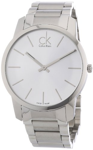 [ck カルバン・クライン ウォッチ]ck Calvin Klein 腕時計 ck City(シーケー シティ ) K2G21126 【正規輸入品】