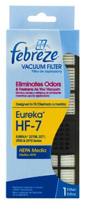 "Home Care Industries Inc F54003 ""Febreze"" Premium Hepa Filter front-143996"
