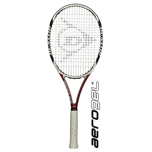Dunlop Sports Mid Plus Aerogel 300 Tennis Racquet (4 1/4)