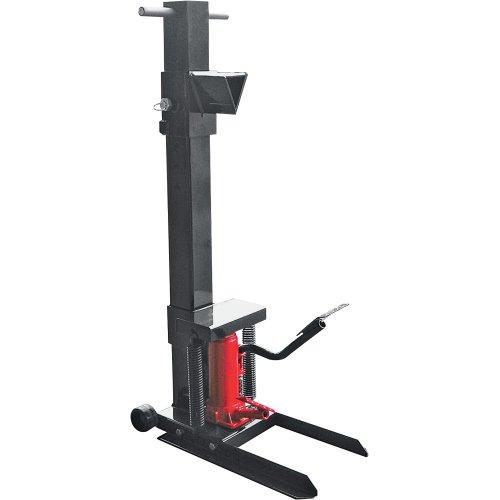 Vertical Foot-Operated Log Splitter - 8-Ton