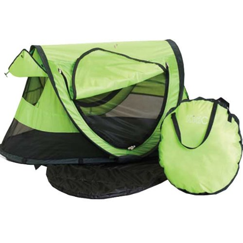 KidCo Peapod Plus Infant Travel Bed - Kiwi - 1
