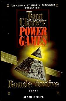 power games ronde furtive tom clancy livres. Black Bedroom Furniture Sets. Home Design Ideas