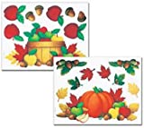 Autumn Harvest Bulletin Board Accents (074240420X) by School Specialty Publishing