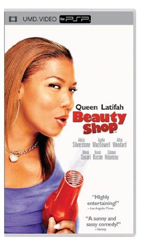 Beauty Shop [Umd For Psp] front-985539