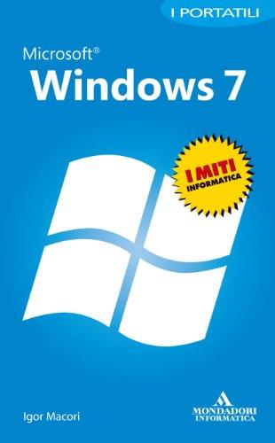 Igor Macori - Microsoft Windows 7 I portatili