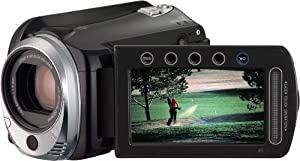 JVC GZ-HD500 80 GB High Definition HDD Camcorder