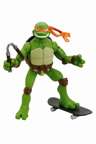 Baby's Store |   Teenage Mutant Ninja Turtles Movie Figure: Michelangelo :  movie teenage ninja mutant