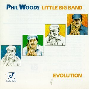 Evolution by Phil Woods