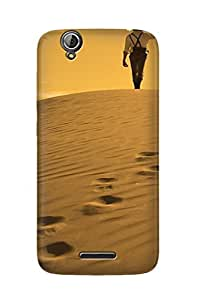 Zapcase Printed Back Cover for Acer Liquid Z630S