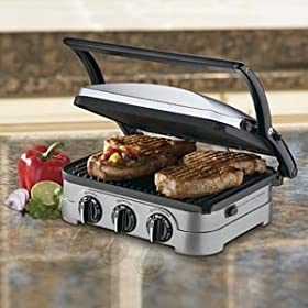Cuisinart multifunctional Griddler Gourmet maker