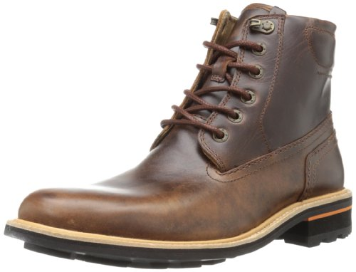 wholesale dealer 01a0b 1a680 Rockport Men s Break Trail II Plain Toe Lace-Up Boot Ships Biscuit 14 M US