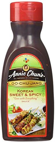 Annie Chuns Go Chu Jang Korean Sweet and Spicy Sauce 10 ounces (Korean Chili Seasoning compare prices)