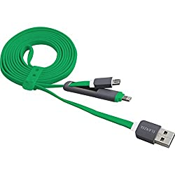 2IN1 1.5 M FLAT CABLE